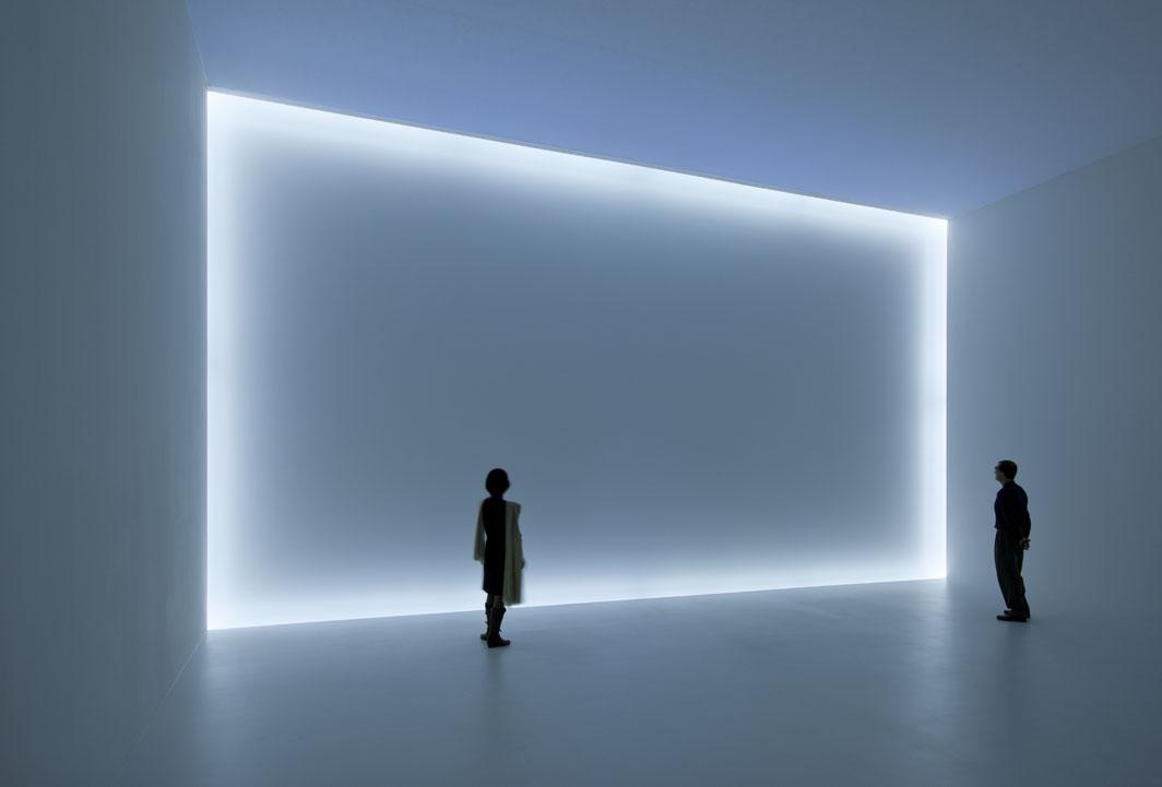 Penccil Doug Wheeler Light And Space