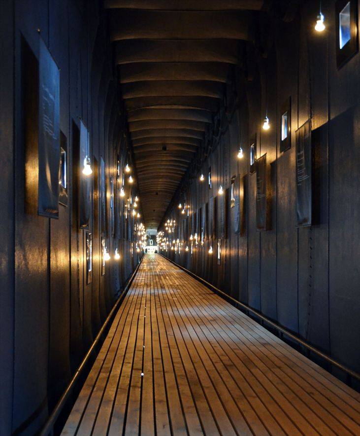 Penccil Steilneset Memorial By Bourgeois And Zumthor