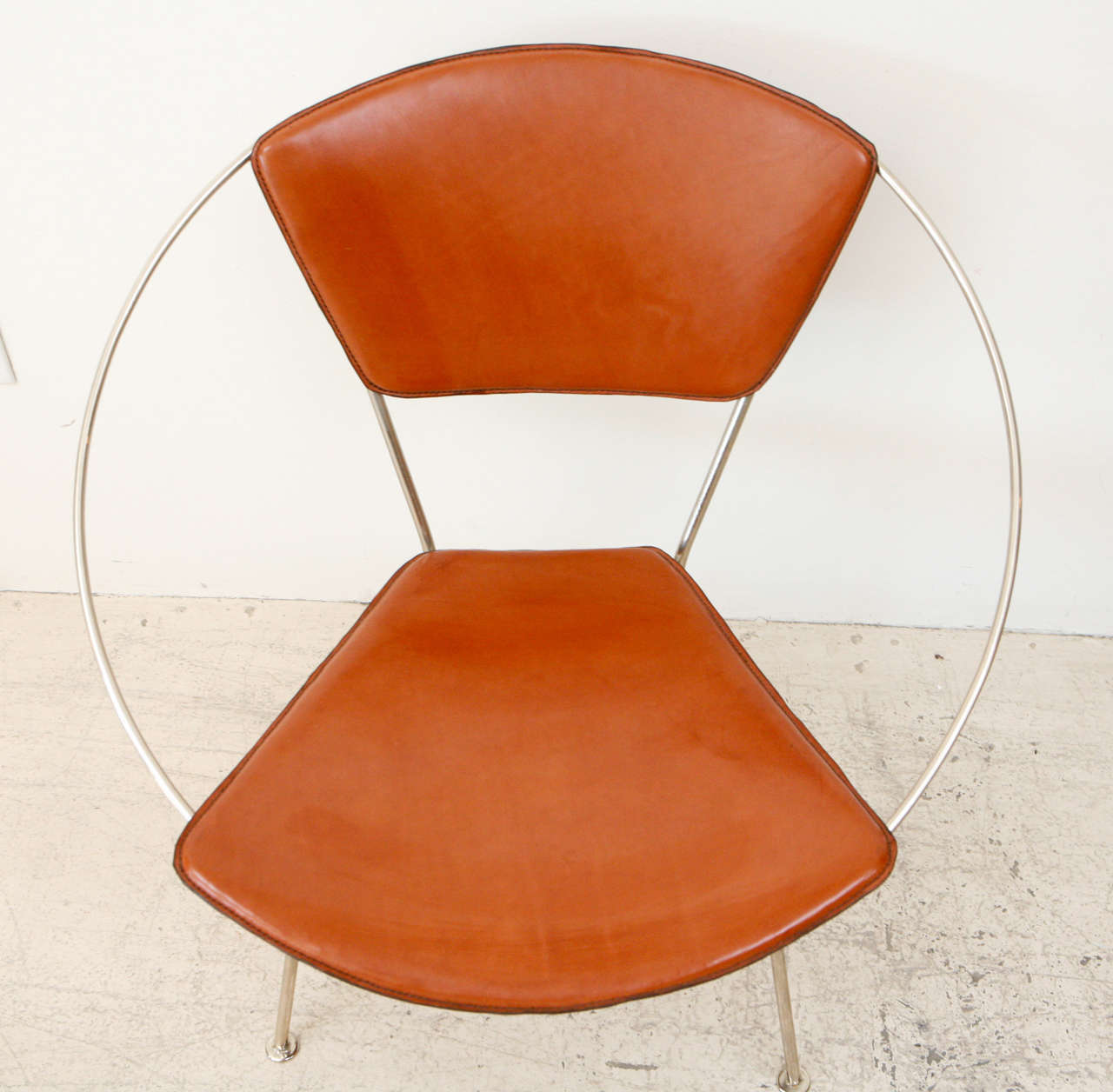 Penccil : : : Summer Seating: Hoop Chairs By Raymond Loewy, Hans J. Wegner  And Franco Albini