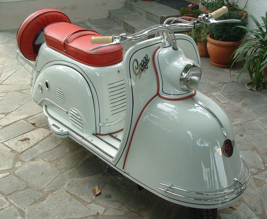penccil lookbook scooters 1950. Black Bedroom Furniture Sets. Home Design Ideas