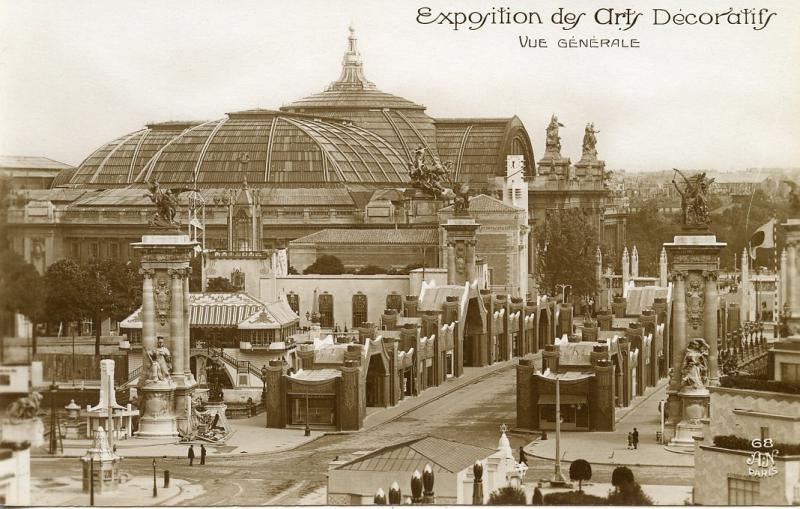 Penccil Paris Exposition 1925