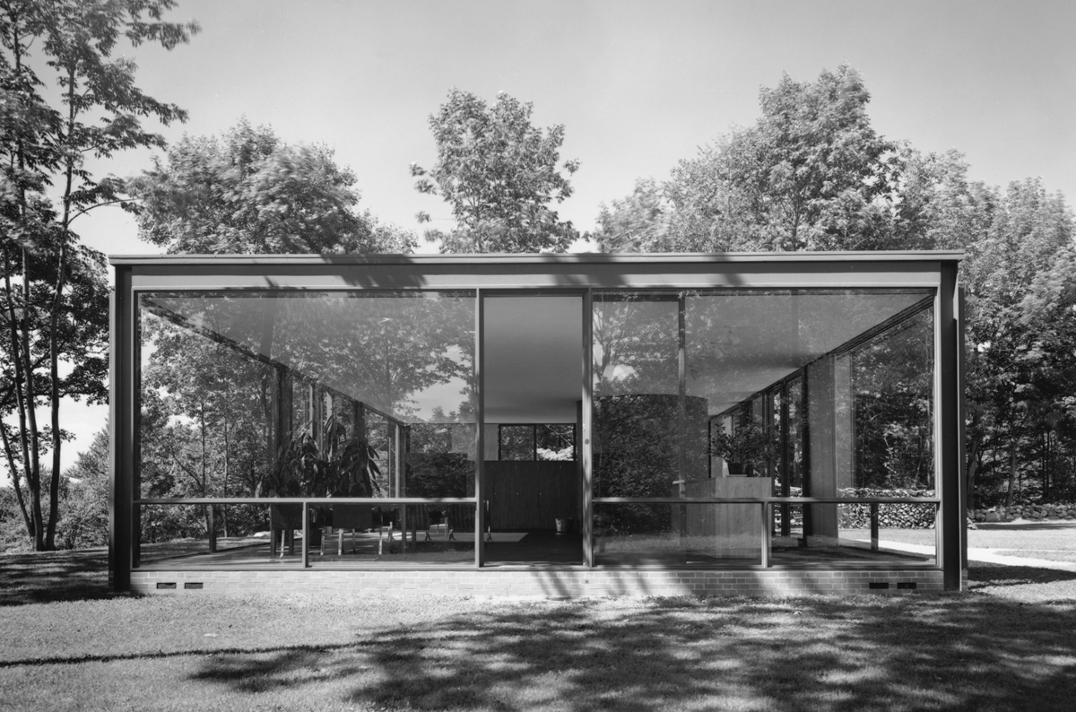 Penccil The Glass House