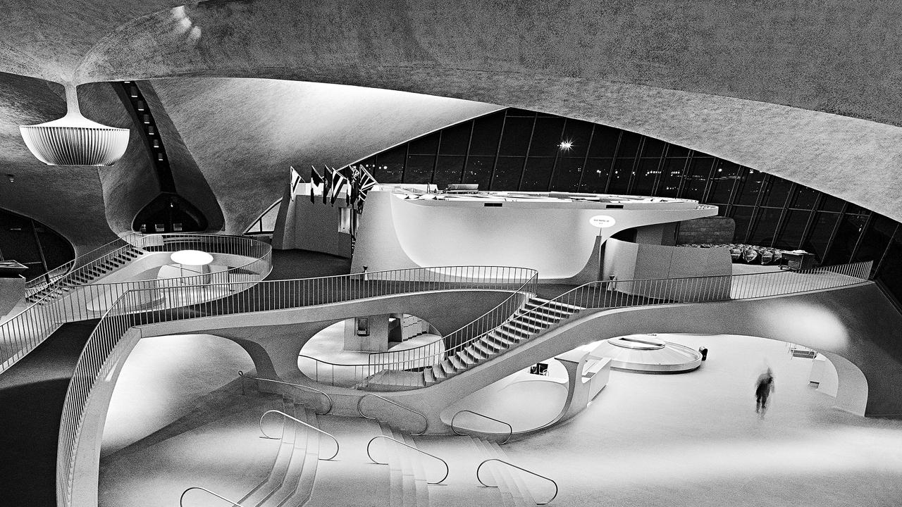 Penccil Balthazar Korab Eero Saarinen