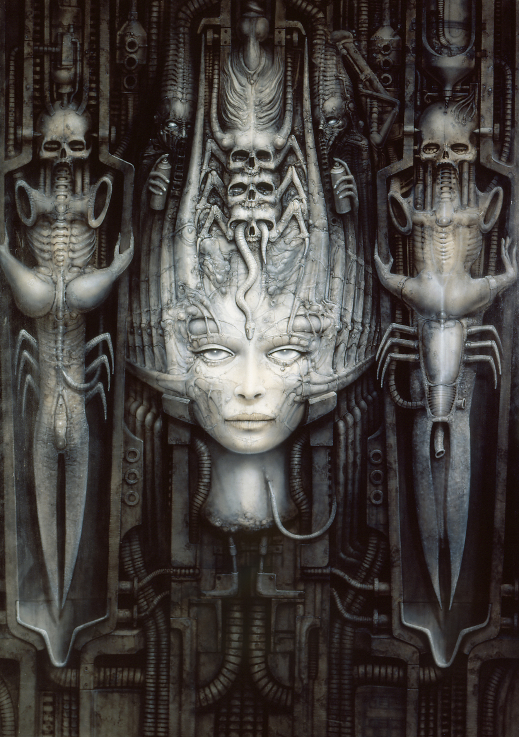 penccil hr giger s world in deep space