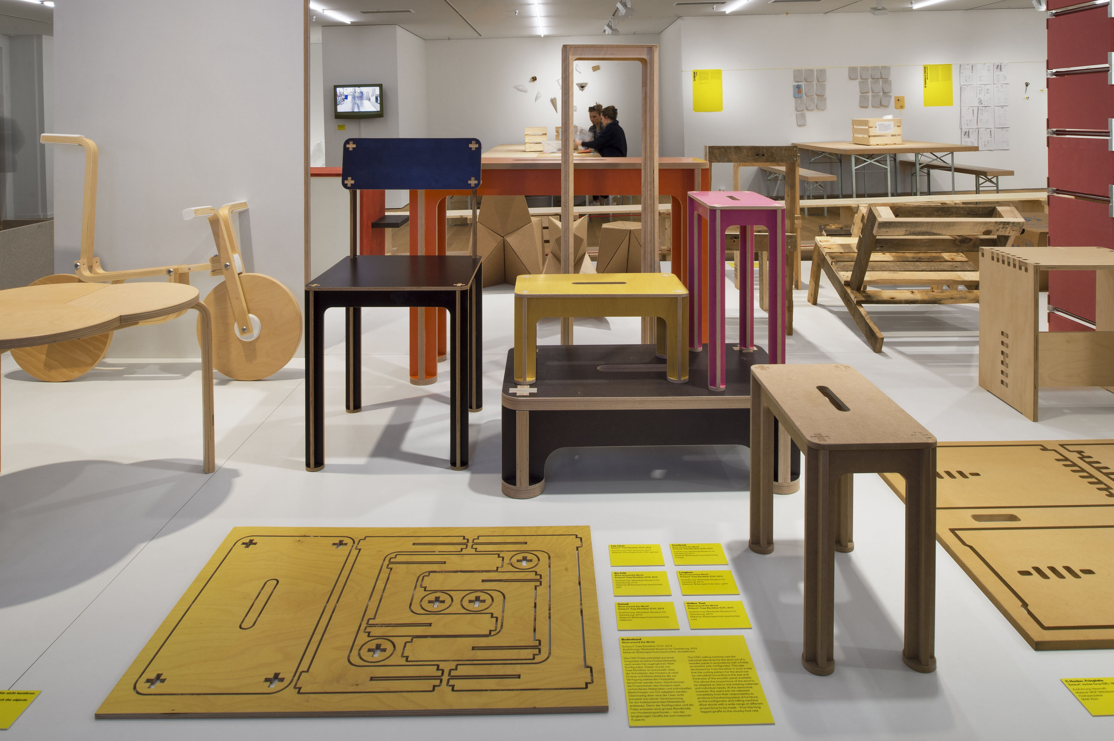 Penccil diy design exhibition do it yourself design at museum fr gestaltung schaudepot 20 march to 31 may 2015 photo regula bearth zhdk solutioingenieria Gallery