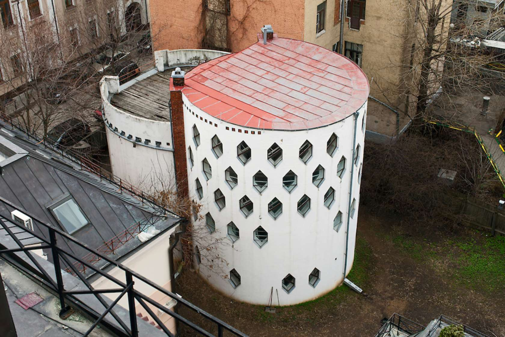Image result for melnikov house
