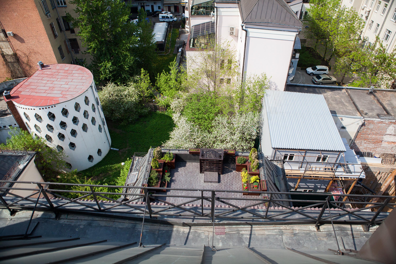 Penccil Melnikov House