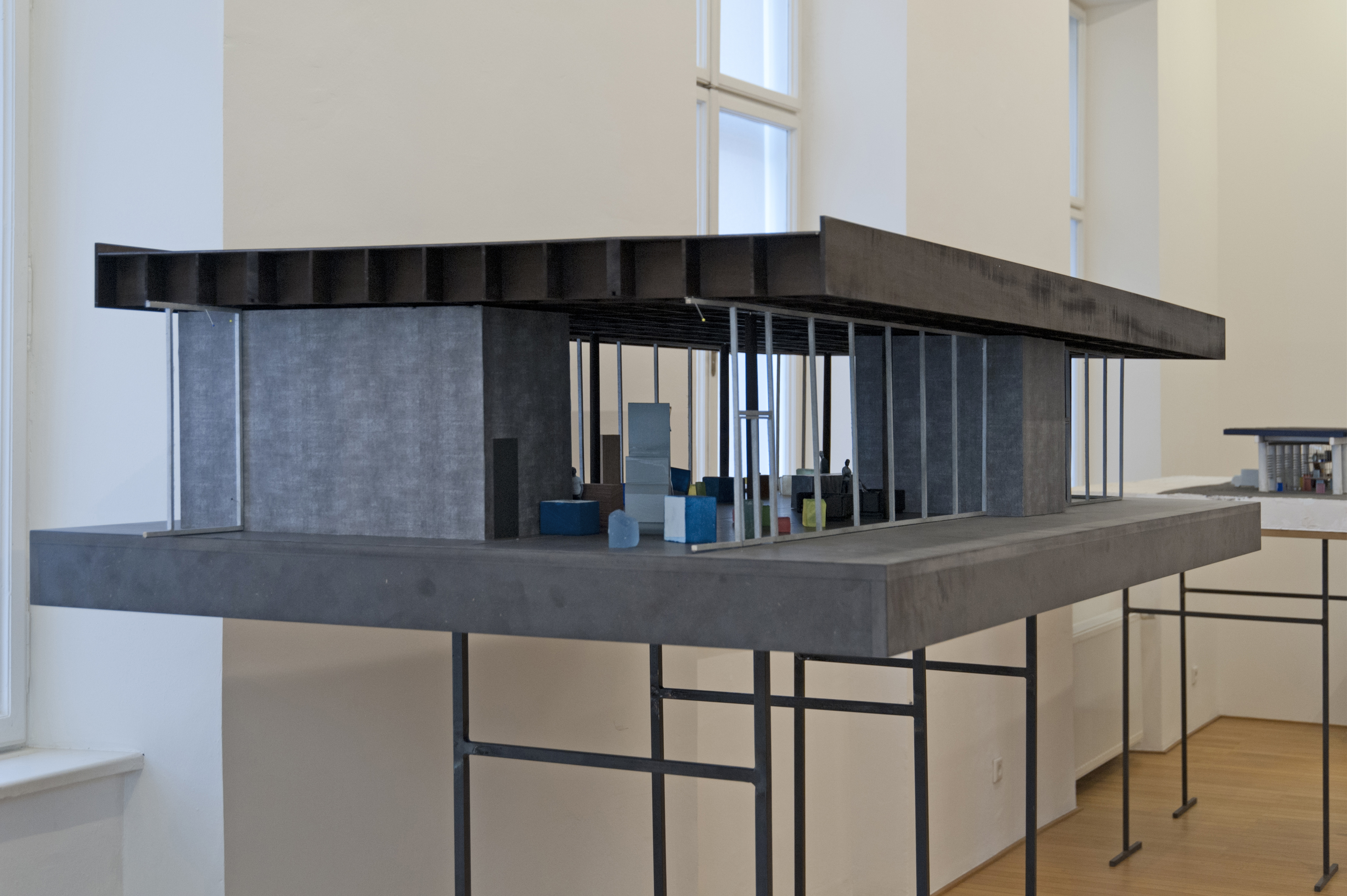 Penccil Architectural Models By Peter Zumthor