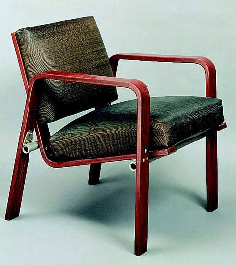 josef albers armchair ti 244 1928. Black Bedroom Furniture Sets. Home Design Ideas