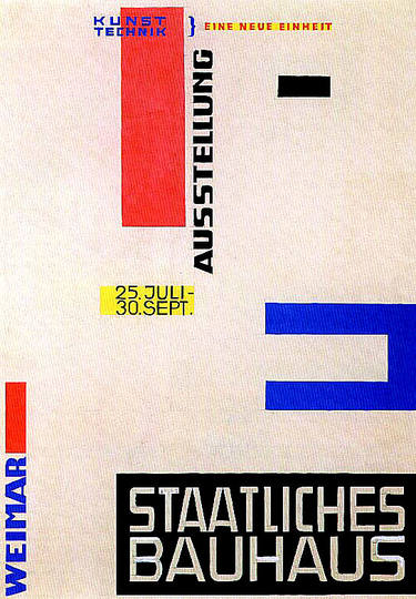 The Bauhaus Revolution