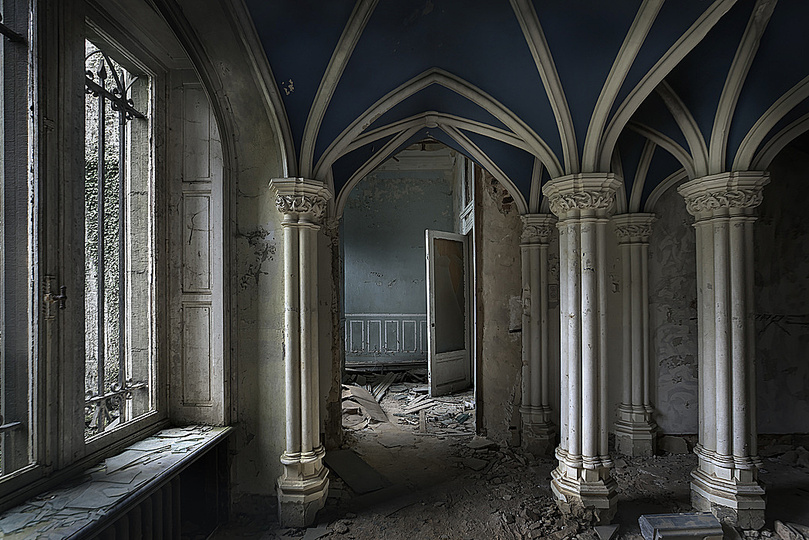 Memories of Ruins: Rebecca Bathory: