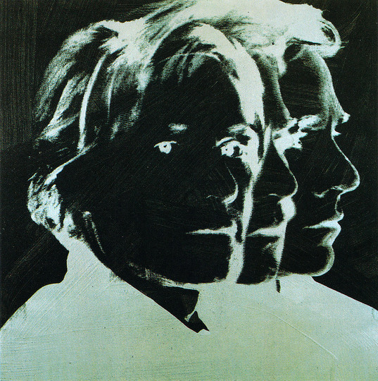 Andy Warhol: Portraits: