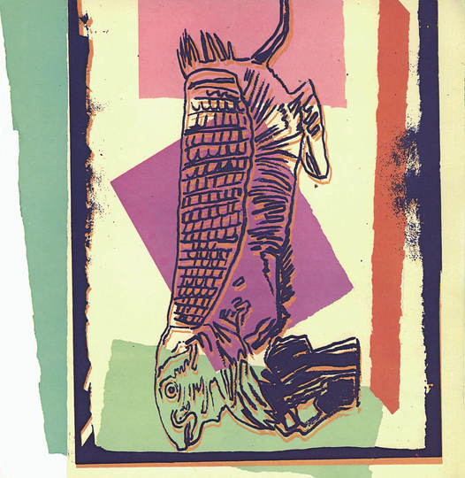 Andy Warhol: Endangered Species: