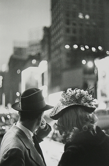 New York by Louis Faurer