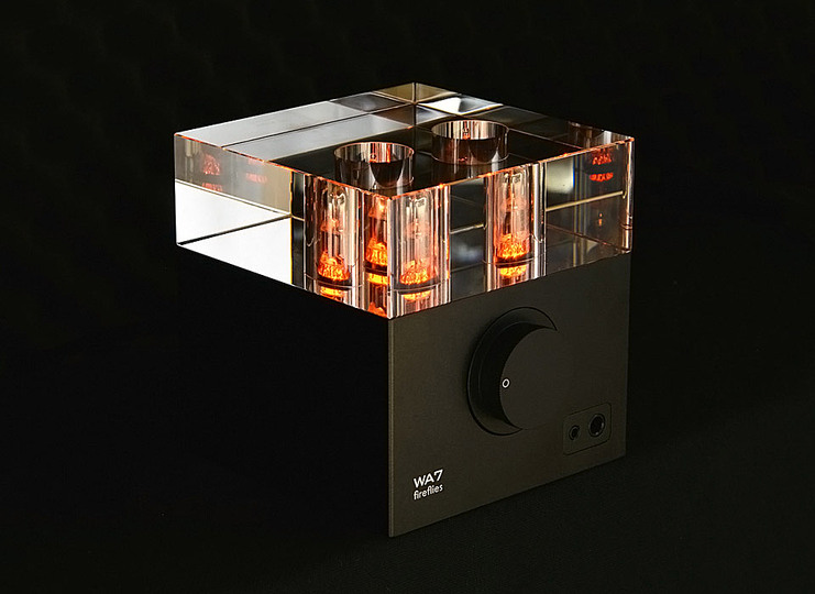 Trends in audio design: Transparent: Woo Audio WA7 Fireflies