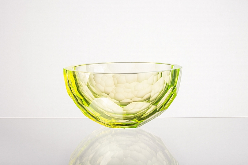 Czech glass: