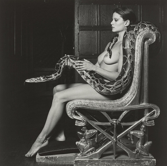 Woman. Black. White.: Robert Mapplethorpe, Lady Lisa Lyon.