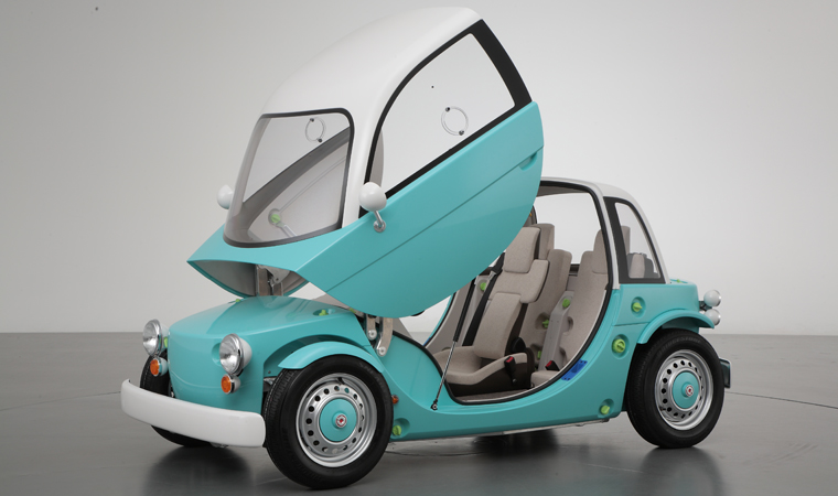 Designing the customized car: From Camatte to Copen: