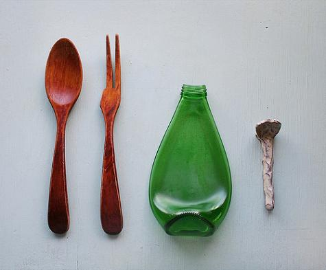 Crafted: spoons