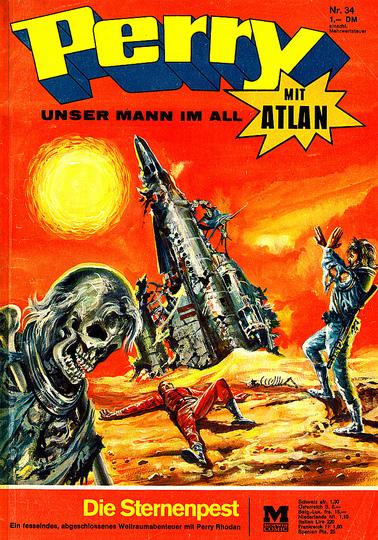 100 Science Fiction Covers: