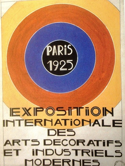 Paris Exposition 1925: