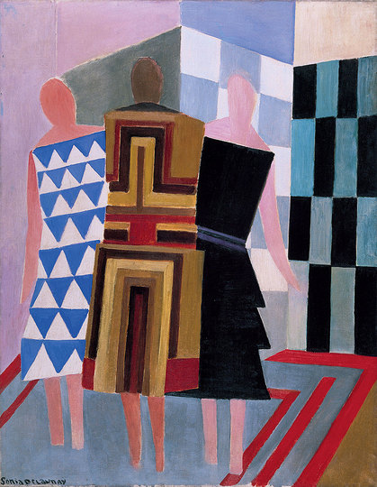 Sonia Delaunay: Fashion