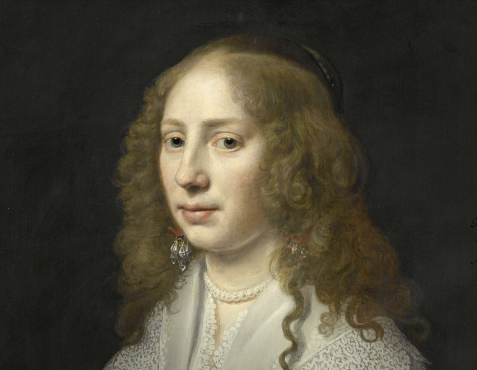 Faces of the 17th century: