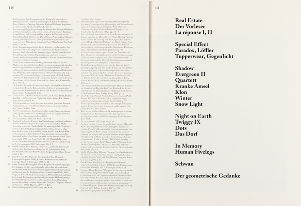 Type Lookbook: