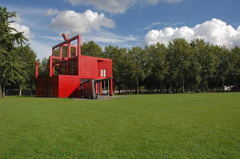 Parc de la Villette, Paris