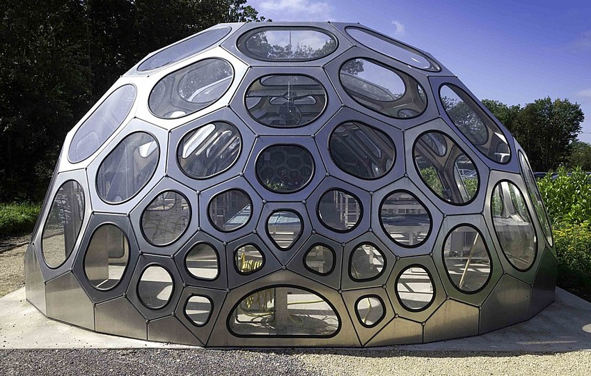 Greenhouses for the city: Spaceplates: