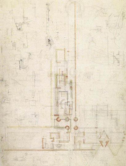 Carlo Scarpa: Sketch and Work: