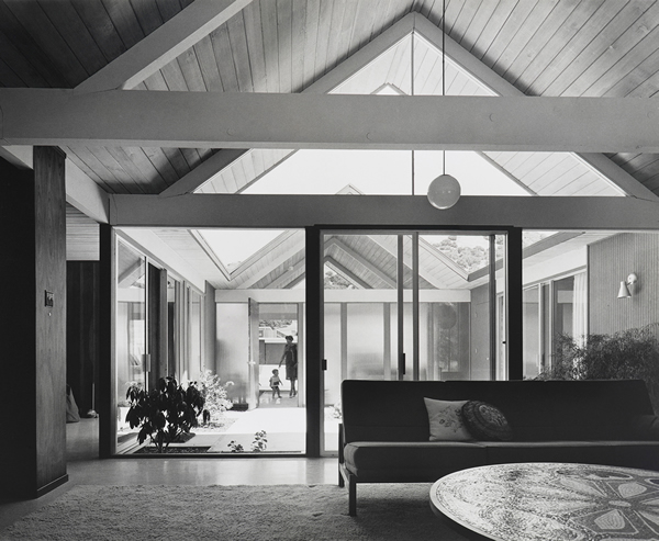 Bring the outside in: The houses of Joseph Eichler: