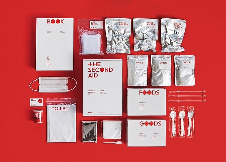Design for Disaster: The Second Aid Kit. Just 40 hours after Japan's devastating earthquake and tsunami struck in 2011, Japanese designer Eisuke Tachikawa launched OLIVE, a crowd-sourced wiki of tips and DIY advice to survive in a disaster.