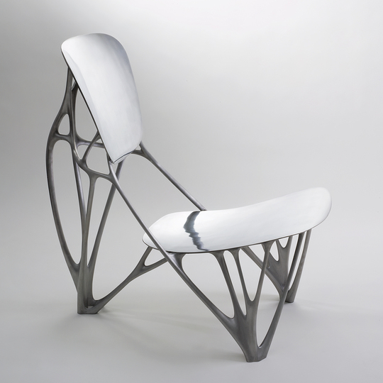 18 classic chairs: Bone chair by Joris Laarman, 2007. Jackson Collection.