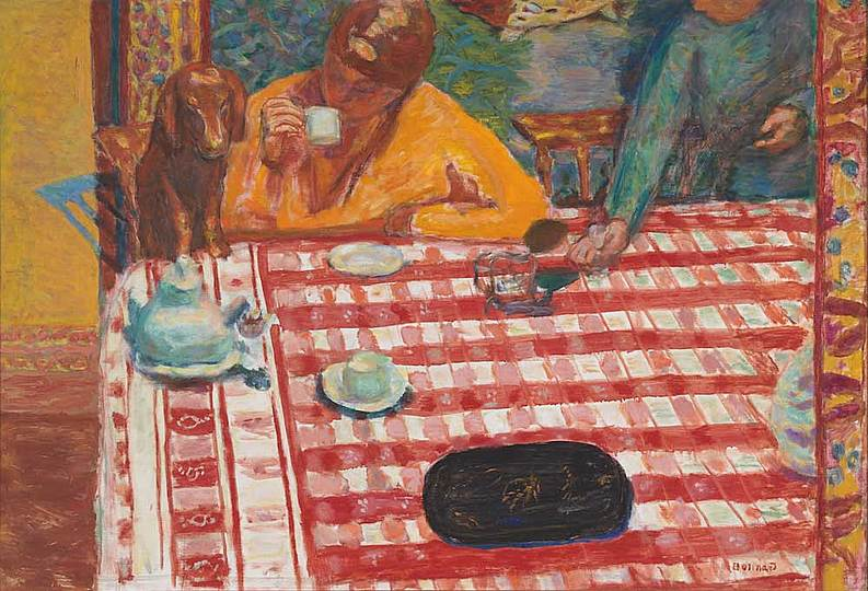 Pierre Bonnard: The Memory of Colors: Coffee, 1915