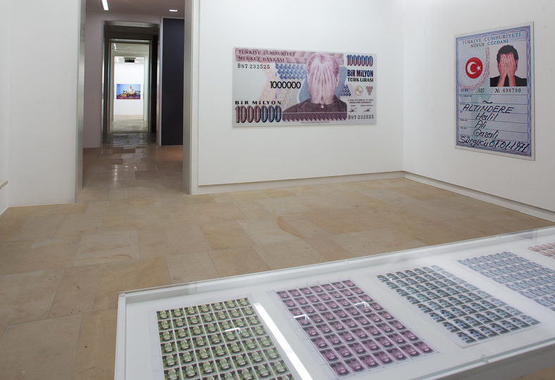 Who the f*** is Halil Altindere?: Installation view from the