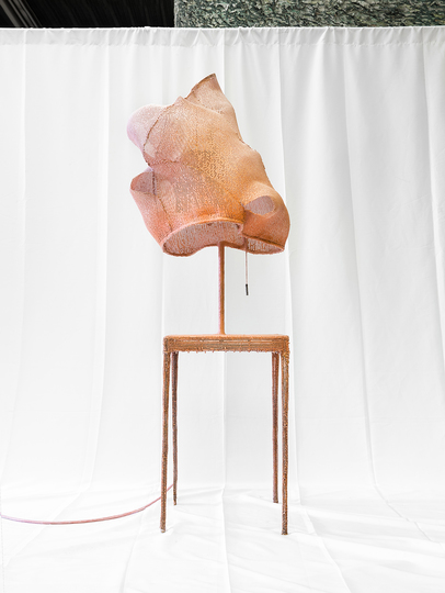 Objects of Desire: Nacho Carbonell, Table Cocoon 8, 2015 Courtesy of Carpenters Workshop Gallery