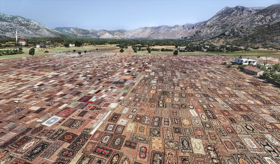 Who the f*** is Halil Altindere?: Carpet Land, 2012, C-Print, 100 x 170 cm, Courtesy the artist und Pilot, Istanbul.