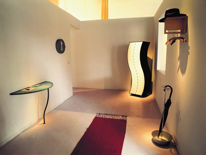 Objects of Desire: Jasper Morrison, interior design for Capellini, 1992 Courtesy of Jasper Morrison Ltd. and Capellini