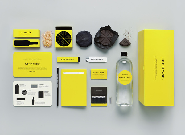 Design for Disaster: In anticipation of the Mayan calendar's gloom and doom prediction for 2012, Mexican design firm, MENOSUNOCEROUNO, created this clever survival kit. Image credit: MENOSUNOCEROUNO