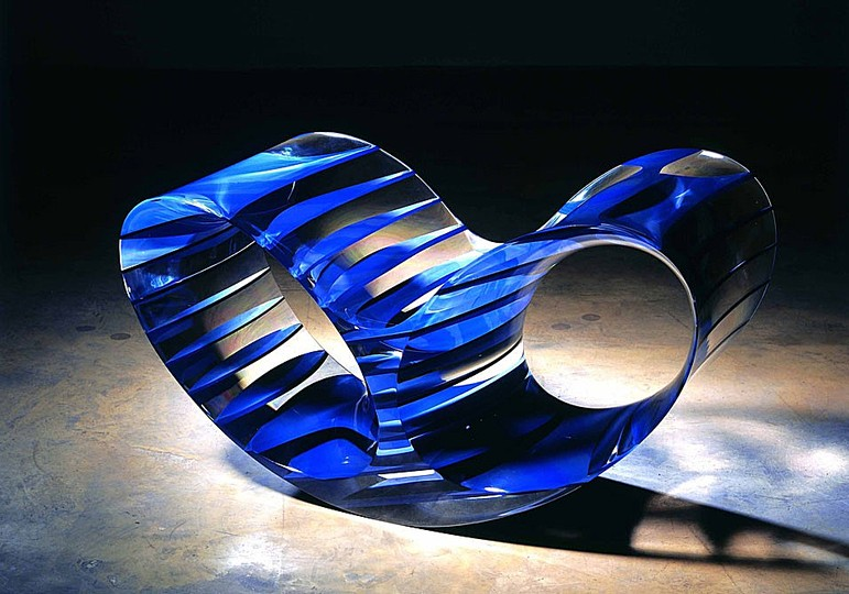 18 classic chairs: Oh Void by Ron Arad, 2004. Jacksons Collection.