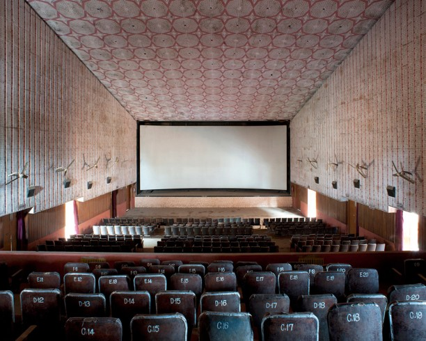 Haubitz+Zoche: Movie Theatres:
