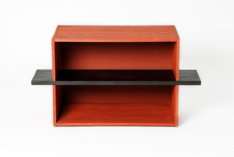 DIY Design: Andreas Feldinger, Remember Donald, 2002, MAK Wien, Furniture Collection, photo:  Nathan Murrel, © MAK