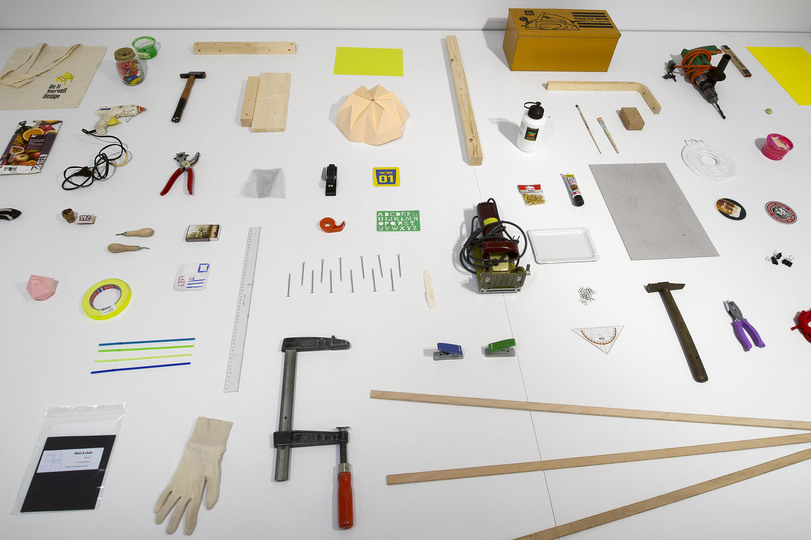 "DIY Design: Exhibition ""Do It Yourself Design"" at Museum für Gestaltung − Schaudepot, 20 March to   31 May 2015, photo: Regula Bearth, © ZHdK"