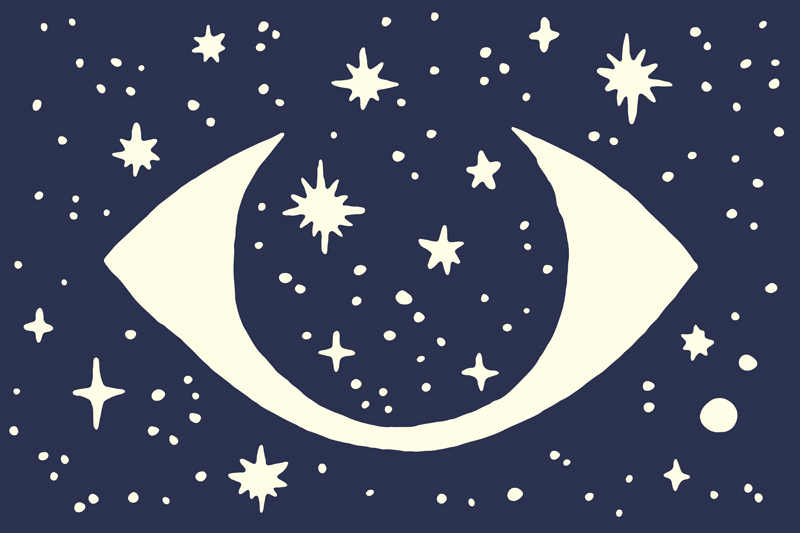 Stars in your eyes: