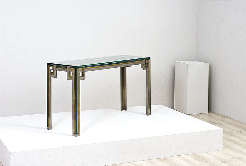20th Century Italian Tables: Romeo Rega
