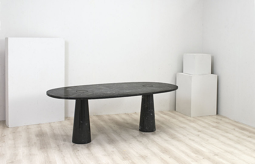20th Century Italian Tables: Angelo Mangiarotti