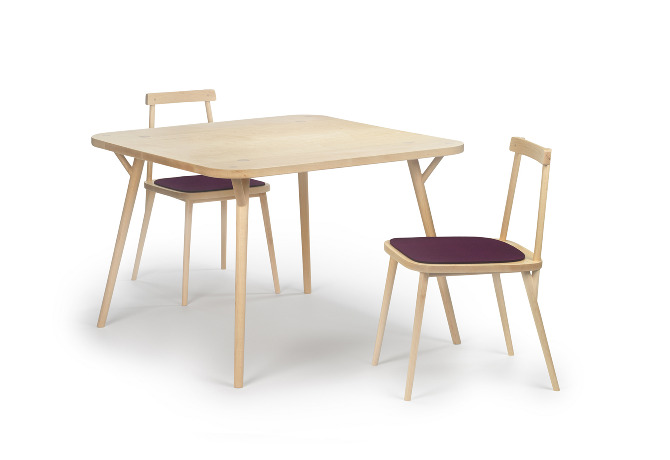 Table & Chair: