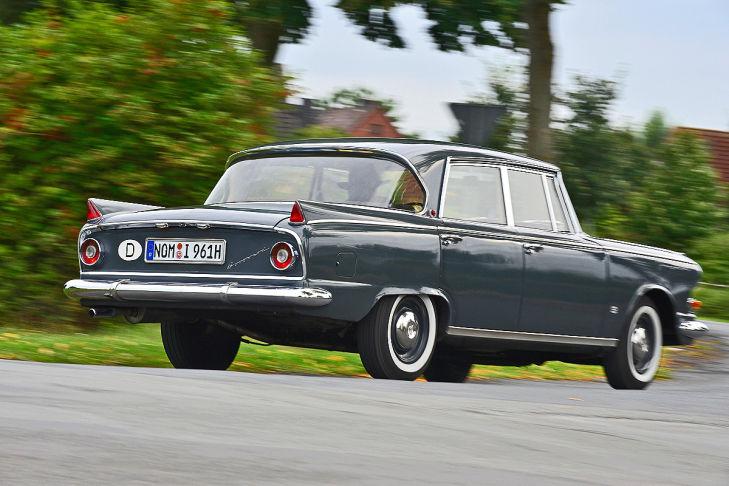 Image result for P100 called Grosser Borgward