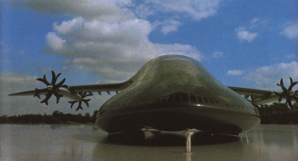 Penccil Luigi Colani Airplanes